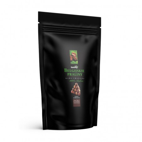 Kawa smakowa Belgijskie Praliny 250g