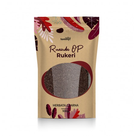 Herbata czarna Ruanda OP Rukeri 100g