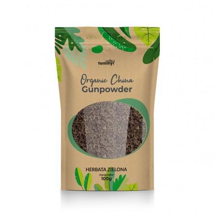 Herbata zielona Organic China Gunpowder 100g