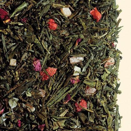Herbata zielona/biała smakowa Pocałunek Anioła100g