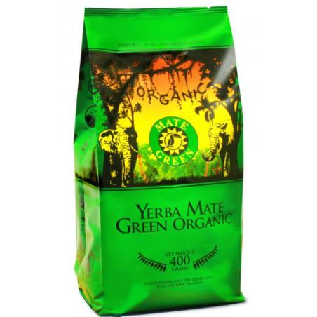 YERBA MATE BIO 400 g - ORGANIC MATE GREEN