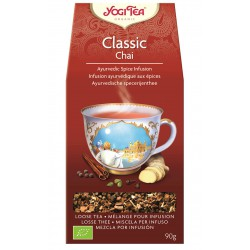 HERBATKA KLASYCZNA (CLASSIC) BIO 90 g - YOGI TEA