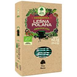 HERBATKA LEŚNA POLANA BIO (25 x 2,5 g) 62,5 g - DARY NATURY
