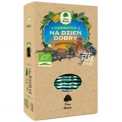 HERBATKA NA DZIEŃ DOBRY BIO (25 x 1,5 g) 37,5 g - DARY NATURY