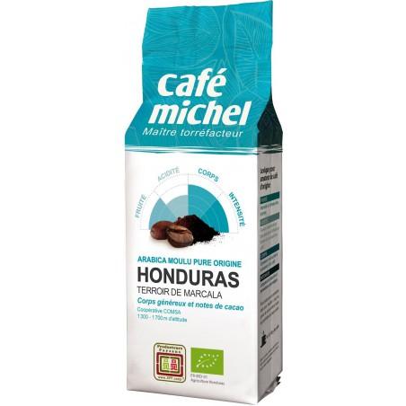 KAWA MIELONA ARABICA 100 % HONDURAS FAIR TRADE BIO 250 g - CAFE MICHEL