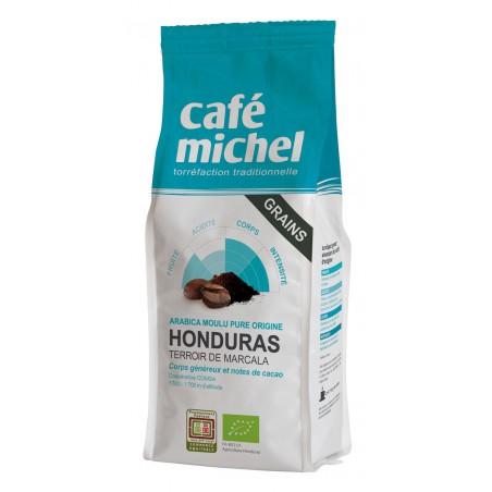 KAWA ZIARNISTA ARABICA 100 % HONDURAS FAIR TRADE BIO 250 g - CAFE MICHEL