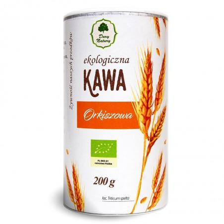 KAWA ORKISZOWA BIO 200 g - DARY NATURY