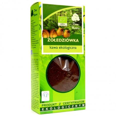 KAWA ŻOŁĘDZIÓWKA BIO 100 g - DARY NATURY