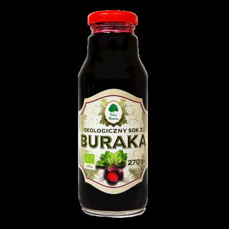SOK Z BURAKA NFC BIO 270 ml - DARY NATURY