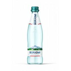 WODA MINERALNA GAZOWANA 330 ml (SZKŁO) - BORJOMI