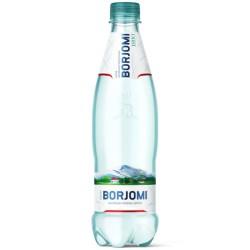 WODA MINERALNA GAZOWANA 500 ml - BORJOMI