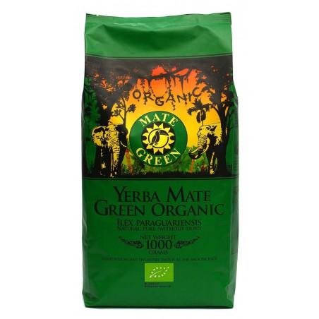 YERBA MATE BIO 1 kg - ORGANIC MATE GREEN